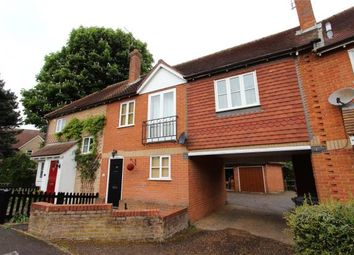 Thumbnail 2 bed terraced house for sale in Lion Meadow, Steeple Bumpstead, Haverhill, Suffolk
