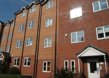 Thumbnail 2 bed flat to rent in Hall Lane, Manchester