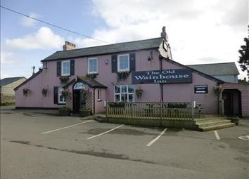 Thumbnail Pub/bar for sale in The Old Wainhouse, Wainhouse Corner, St Gennys, Bude