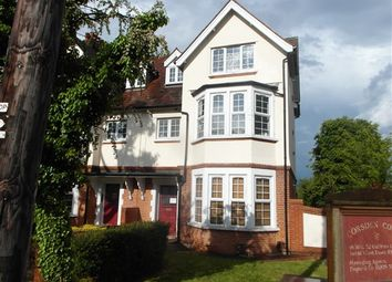 Thumbnail 1 bed property to rent in Gubbins Lane, Harold Wood, Romford