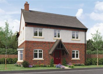 "Thumbnail 4 bed detached house for sale in ""Repton"" at Woodcock Way, Ashby-De-La-Zouch"