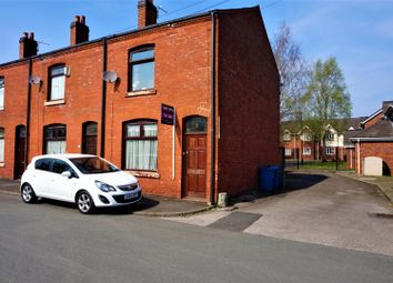 Thumbnail 2 bed end terrace house for sale in Scott Street, Leigh