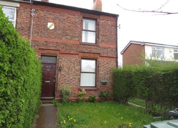 Thumbnail 3 bed end terrace house for sale in Pensby Road, Heswall, Wirral