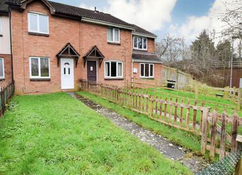 Thumbnail 2 bed terraced house to rent in Kerry Close, Shaw, Swindon