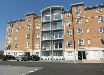Thumbnail 2 bed flat to rent in 40 Lion Court, Southbridge, Northampton