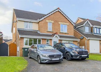 Thumbnail 4 bed detached house for sale in Redwood Drive, Chorley, Lancashire