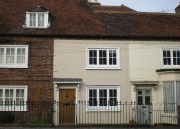 Thumbnail 2 bed terraced house to rent in London Road, Forest Row, East Sussex