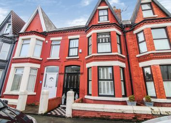 Thumbnail 5 bed terraced house for sale in Elm Hall Drive, Mossley Hill, Liverpool