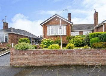 Thumbnail 2 bed semi-detached bungalow for sale in West Bank Lea, Mansfield