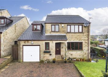 Thumbnail 4 bed detached house for sale in The Hayfields, Haworth, Keighley, West Yorkshire