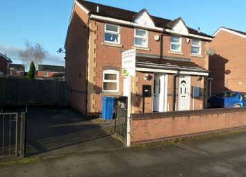 Thumbnail Semi-detached house for sale in Kettlebrook Road, Tamworth