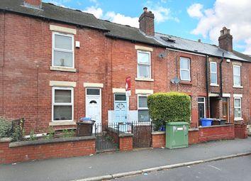 3 bed terraced house for sale in Tavistock Road, Sheffield S7