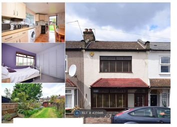Thumbnail 3 bedroom terraced house to rent in Hayday Road, London