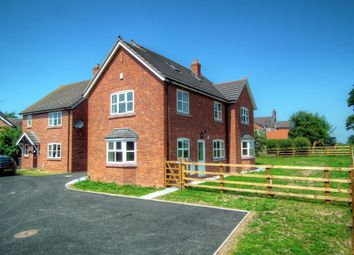 Thumbnail 5 bedroom detached house to rent in Colleys Lane, Willaston, Nantwich