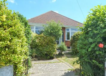 Thumbnail 3 bed detached bungalow for sale in Talbot Rise, Ensbury Park, Bournemouth