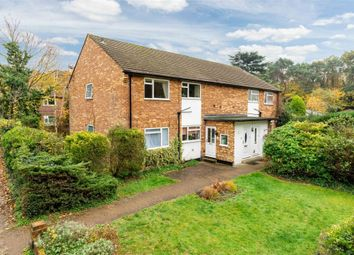 Thumbnail 2 bed maisonette for sale in Broomfield Court, Weybridge, Surrey