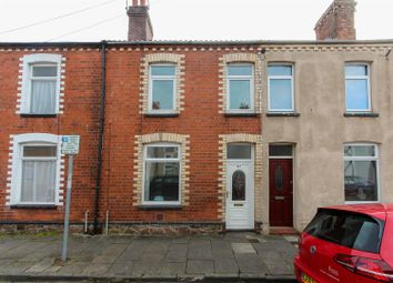 Thumbnail 3 bedroom terraced house to rent in Glynne Street, Canton, Cardiff