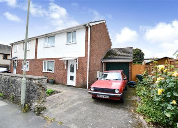 Thumbnail 3 bed semi-detached house for sale in Old Exeter Road, Newton Abbot, Devon