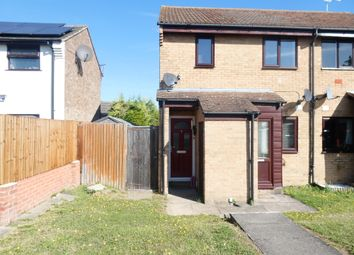 Thumbnail 1 bed maisonette to rent in Brambledown, Hartley, Longfield