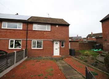 Thumbnail 2 bed end terrace house for sale in Beverley Rise, Carlisle, Cumbria