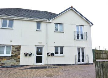 Thumbnail 2 bed flat for sale in Springfields, Bugle, St Austell, Cornwall