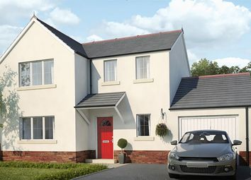 Thumbnail 3 bed detached house for sale in Plot 9, Maes Y Llewod, Bancyfelin