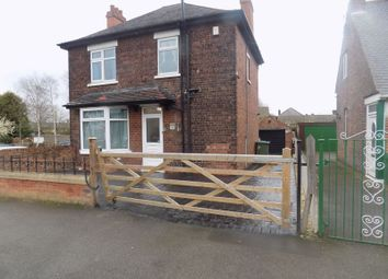 Thumbnail 3 bed detached house for sale in Grosvenor Road, Harworth, Doncaster