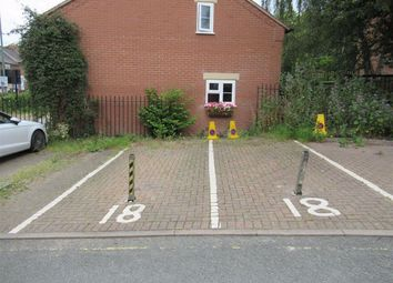Thumbnail Parking/garage for sale in Millington's Way, St George's Court, Shrewsbury
