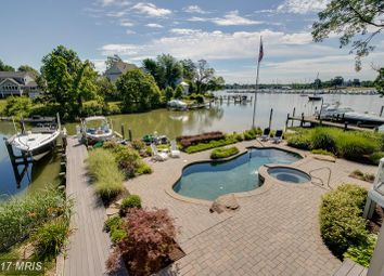 Thumbnail 5 bed property for sale in 147 Bay View Drive, Annapolis, MD, 21403