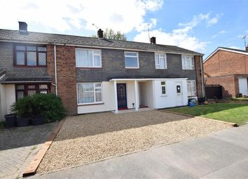 Thumbnail 3 bedroom terraced house for sale in Chestnut Crescent, Shinfield, Reading