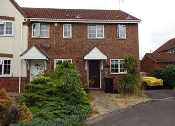 Thumbnail 2 bed end terrace house to rent in Horton Close, Yeovil