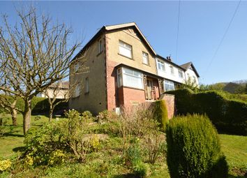 Thumbnail 3 bed terraced house for sale in Crow Trees Park, Rawdon, Leeds, West Yorkshire