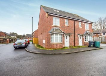Thumbnail 4 bed semi-detached house for sale in Beard Close, Darlaston, Wednesbury, West Midlands