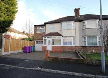 Thumbnail 4 bed semi-detached house to rent in Kirkmaiden Road, Allerton, Liverpool