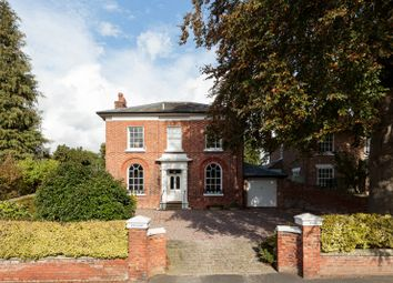 Thumbnail Detached house for sale in Burwardsley Road, Tattenhall, Chester