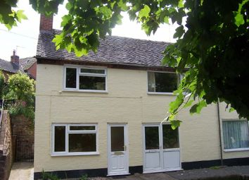 Thumbnail 1 bed end terrace house to rent in Great Hales Street, Market Drayton