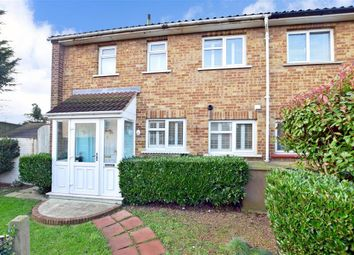 Thumbnail 3 bed end terrace house for sale in Tennyson Road, Dartford, Kent