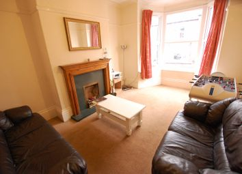 Thumbnail 4 bed terraced house to rent in Peveril Road, Sheffield