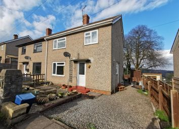 Thumbnail 3 bed semi-detached house for sale in Ruffetts Close, Chepstow