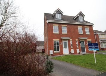 Thumbnail 3 bed semi-detached house for sale in Redwood Drive, Chorley