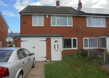 Thumbnail 3 bedroom semi-detached house for sale in Copperfield Drive, Muxton, Telford