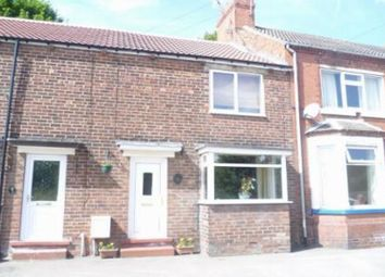 Thumbnail 2 bed terraced house for sale in Spa Terrace, Doncaster