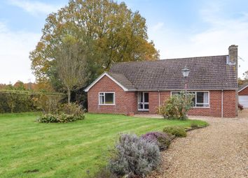 Thumbnail 3 bed detached bungalow for sale in Lower Green, Hungerford