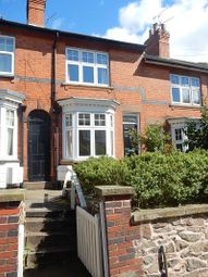 Thumbnail 2 bed terraced house to rent in Albion Street, Oadby, Leicester