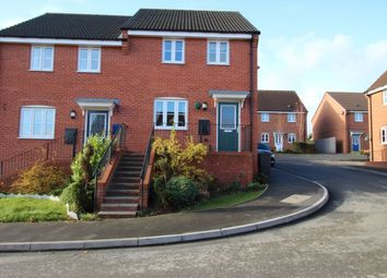 Thumbnail 3 bed detached house for sale in Brackenfield Close, Grassmoor, Chesterfield