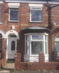 Thumbnail 2 bed terraced house to rent in Raglan Street, Hulll, East Riding Of Yorkshire