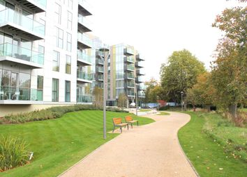 Thumbnail 1 bed flat to rent in Woodberry Grove, London