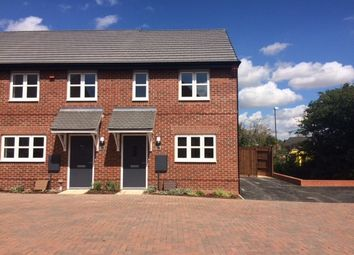 Thumbnail 2 bed end terrace house for sale in Back Lane, Long Lawford