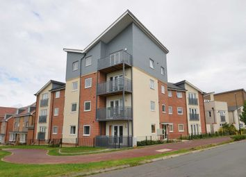 Thumbnail 3 bed flat for sale in Addington Avenue, Wolverton, Milton Keynes