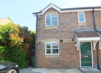 Thumbnail 3 bed semi-detached house for sale in Whitehead Way, Aylesbury, Buckinghamshire